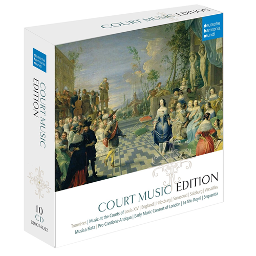 Court Music Edition (10CD)