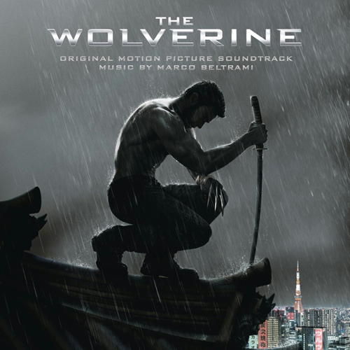 The Wolverine (CD)