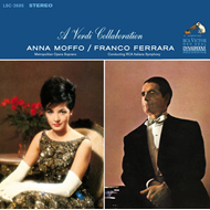 Produktbilde for Anna Moffo & Franco Ferrara - A Verdi Collaboration (CD)