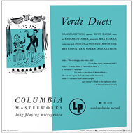 Produktbilde for Verdi Duets (USA-import) (CD)