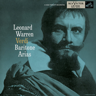Leonard Warren - Verdi Baritone Arias (CD)