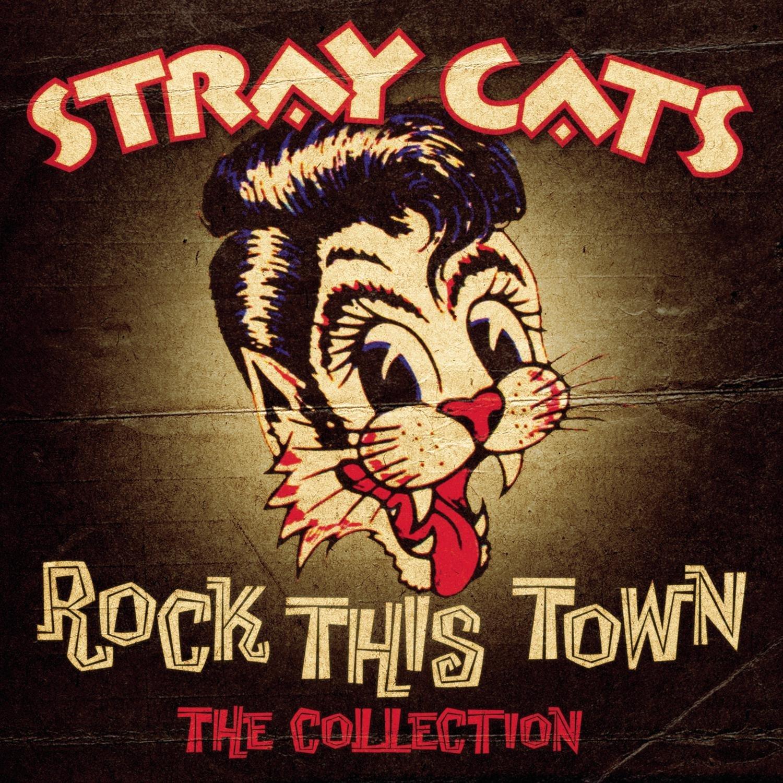 Stray Cats Gonna Ball