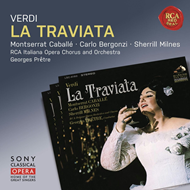 Produktbilde for Verdi: La Traviata (2CD)
