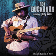 Shake, Rattle & Roy (CD)