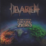 Planet Earth Ground Zero (CD)