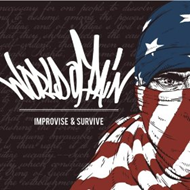 Improvise & Survive (CD)