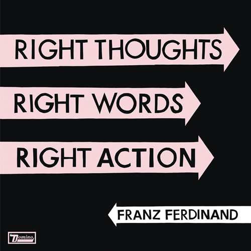 Right Thoughts, Right Words, Right Action (CD)
