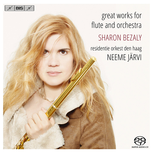 Sharon Bezaly - Great Works For Flute And Orchestra (SACD-Hybrid)