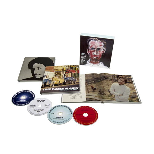 The Bootleg Series Vol. 10 - Another Self Portrait Deluxe Edition (1969-1971) (4CD)