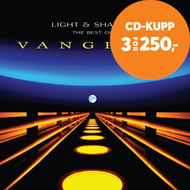 Produktbilde for Light And Shadow: The Best Of Vangelis (CD)