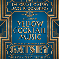 The Great Gatsby - Jazz Recordings (CD)
