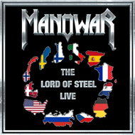 The Lord Of Steel - Live (CD)