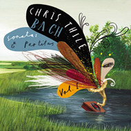 Chris Thile - Bach: Sonatas And Partitas Vol. 1 (CD)
