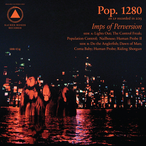 Imps Of Perversion (CD)