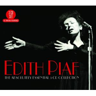 Absolutely Essential - Edith Piaf (3CD)