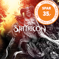 Produktbilde for Satyricon - Limited Digipack Edition (CD)