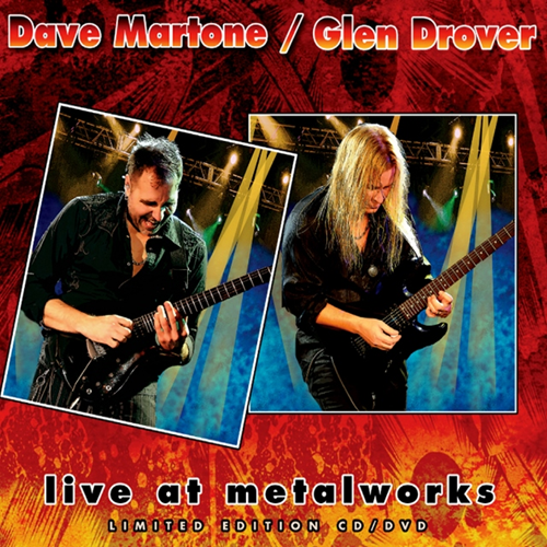 Live At Metalworks (m/DVD) (CD)
