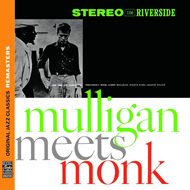Mulligan Meets Monk (Remastered) (CD)