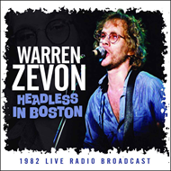 Headless In Boston - 1982 Live Radio Broadcast (CD)