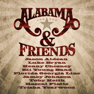 Alabama & Friends (CD)
