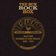 The Sun Rock Box - Country Music Recorded By Sam Phillips 1950-1959 (8CD)