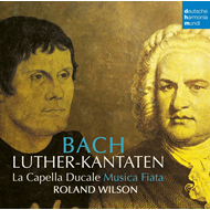 Bach: Luther-Kantaten (CD)