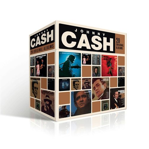 The Perfect Johnny Cash Collection (20CD)