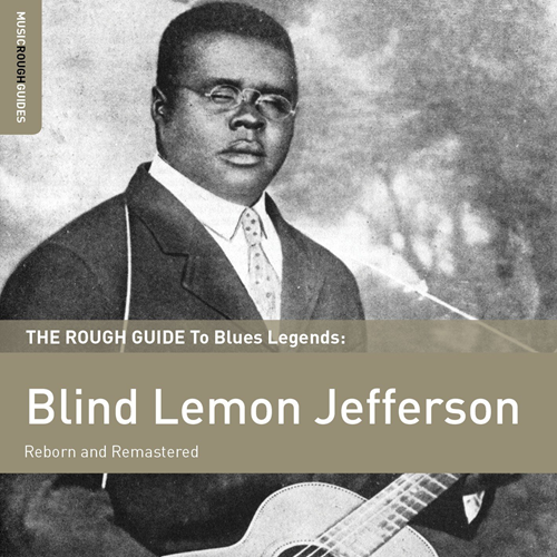 The Rough Guide To Blind Lemon Jefferson (2CD)