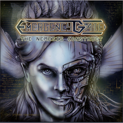 The Nemesis Construct (CD)