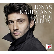 Jonas Kaufmann - The Verdi Album (CD)