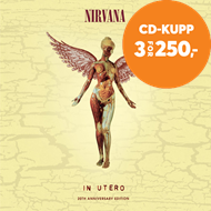 Produktbilde for In Utero - 20th Anniversary (Remastered) (CD)