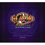 Viva! Hysteria: Live At The Joint, Las Vegas - Special Deluxe Edition (2CD+DVD)