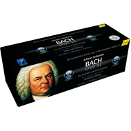 Bach: The Complete Works Of Johann Sebastian Bach (172CD)