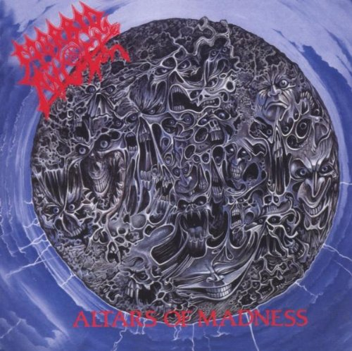 Altars Of Madness (CD)