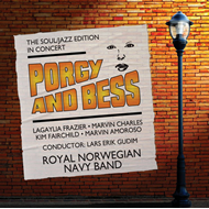 Porgy And Bess - The Soul And Jazz Edition In Concert (CD)