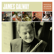 James Galway - Original Album Classics (5CD)