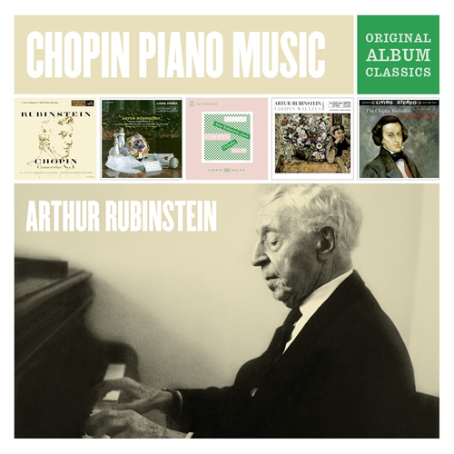 Arthur Rubinstein - Original Album Classics (5CD)