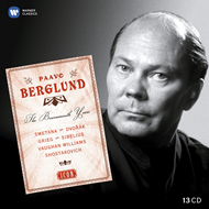 Paavo Berglund - Icon: The Bournemouth Years (13CD)