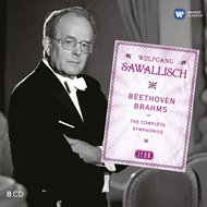 Wolfgang Sawallisch - Icon: Beethoven & Brahms - The Complete Symphonies (8CD)