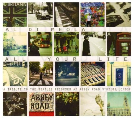 All Your Life - A Tribute To The Beatles (CD)