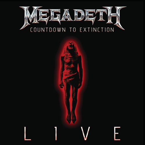 Countdown To Extinction Live (CD)
