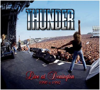 Live At Donington 1990 & 1992 (2CD+DVD)