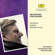 Ben Heppner - Sings Wagner (CD)