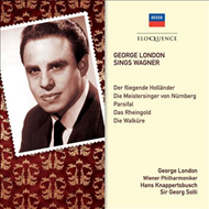 George London - Sings Wagner (CD)