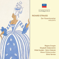 Strauss: Der Rosenkavalier (Highlights) (CD)