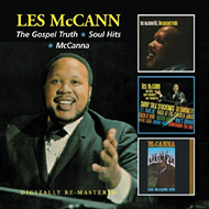 The Gospel Truth / Soul Hits / McCanna (2CD Remastered)