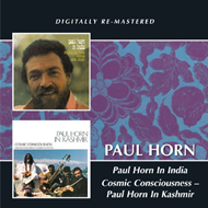 In India / Cosmic Conciousness / In Kashmir (Remastered) (CD)