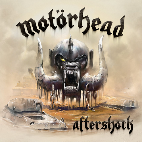 Aftershock - Limited Edition (CD)