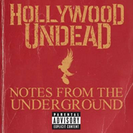 Notes From The Underground (CD)