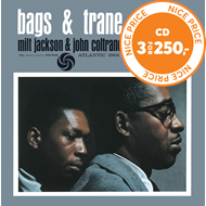 Produktbilde for Bags & Trane (CD)
